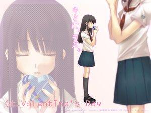 Rating: Safe Score: 4 Tags: kimikiss valentine User: Oyashiro-sama