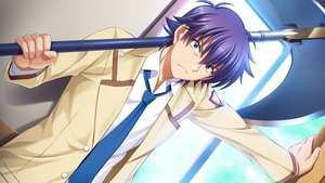 Rating: Safe Score: 18 Tags: all_male angel_beats! game_cg key male na-ga noda weapon User: Tensa