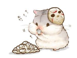 Rating: Safe Score: 73 Tags: animal food mask nobody original parody yutaka_kana User: otaku_emmy