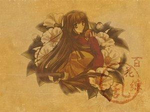 Rating: Safe Score: 18 Tags: brown carnelian kao_no_nai_tsuki kuraki_mizuna long_hair User: Oyashiro-sama