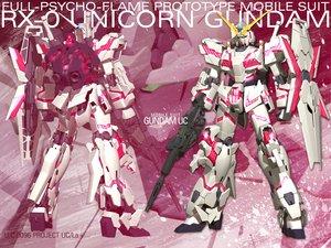 Rating: Safe Score: 24 Tags: katoki_hajime mecha mobile_suit_gundam mobile_suit_gundam_unicorn rx-0_unicorn_gundam User: HMX-999