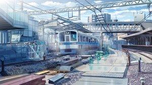 Rating: Safe Score: 40 Tags: aliasing building city clouds industrial lmf13007102 nobody original scenic sky train User: Dreista