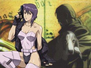 Rating: Safe Score: 9 Tags: ghost_in_the_shell kusanagi_motoko User: Oyashiro-sama