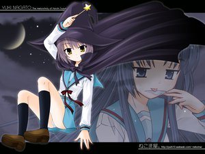 Rating: Safe Score: 29 Tags: asakura_ryouko nagato_yuki suzumiya_haruhi_no_yuutsu witch User: Oyashiro-sama