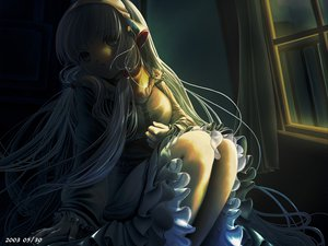 Rating: Safe Score: 138 Tags: chii chobits realistic takesanhoukine User: gnarf1975