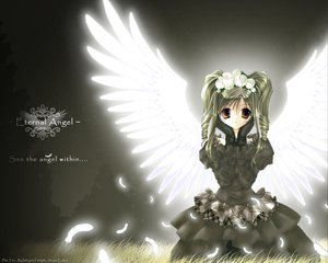 Rating: Safe Score: 21 Tags: goth-loli koge_donbo lolita_fashion pita_ten shia wings User: Oyashiro-sama