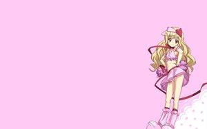 Rating: Safe Score: 21 Tags: mashiro_rima panties pink shugo_chara underwear User: pantu