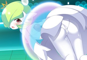 Rating: Questionable Score: 217 Tags: ass blush gardevoir panties pokemon tagme underwear User: Mhand16