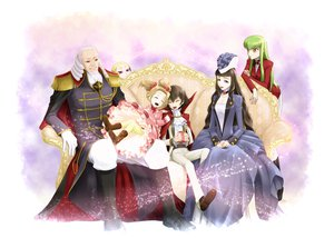 Rating: Safe Score: 17 Tags: cc charles_zi_britannia code_geass hidari_ise lelouch_lamperouge marianne_vi_britannia nunnally_lamperouge vv User: HawthorneKitty