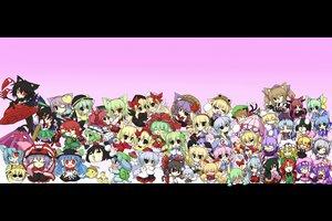 Rating: Safe Score: 29 Tags: aki_minoriko aki_shizuha alice_margatroid animal_ears bunny_ears bunnygirl catgirl chen chibi cirno daiyousei demon doll ex_keine fairy flandre_scarlet fujiwara_no_mokou group hakurei_reimu hazuki_ruu himekaidou_hatate hinanawi_tenshi hong_meiling houjuu_nue houraisan_kaguya ibuki_suika inaba_tewi inubashiri_momiji izayoi_sakuya japanese_clothes kaenbyou_rin kagiyama_hina kamishirasawa_keine kawashiro_nitori kazami_yuuka kirisame_marisa koakuma kochiya_sanae komeiji_koishi komeiji_satori konpaku_youmu lily_black lily_white maid miko moriya_suwako mousegirl myon mystia_lorelei nagae_iku nazrin onozuka_komachi patchouli_knowledge reisen_udongein_inaba reiuji_utsuho remilia_scarlet rumia saigyouji_yuyuko shameimaru_aya shanghai_doll shiki_eiki tatara_kogasa toramaru_shou touhou vampire witch wolfgirl yagokoro_eirin yakumo_ran yakumo_yukari yasaka_kanako yukkuri_shiteitte_ne User: grudzioh
