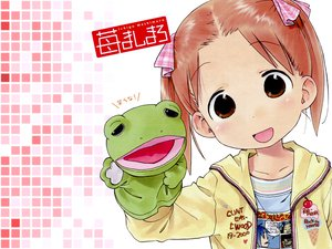 Rating: Safe Score: 3 Tags: animal doll frog ichigo_mashimaro matsuoka_miu puppet User: Oyashiro-sama
