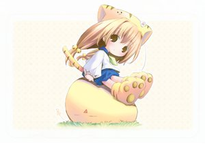 Rating: Safe Score: 27 Tags: chibi di_gi_charat pop puchiko scan User: Xtea