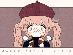 Rating: Safe Score: 32 Tags: food hat long_hair noeru_(noellemonade) original polychromatic signed twintails User: otaku_emmy