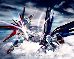 Rating: Safe Score: 54 Tags: gundam_seed gundam_seed_destiny mecha mobile_suit_gundam robot User: Oyashiro-sama