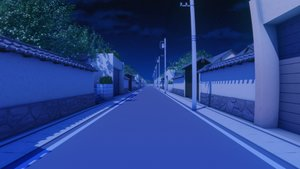 Rating: Safe Score: 18 Tags: 3d building clouds deff00 night nobody original realistic scenic shade sky User: RyuZU