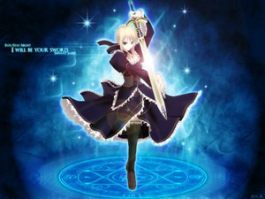 Rating: Safe Score: 33 Tags: fate/stay_night saber saber_alter tagme User: jjjjjhhhhh