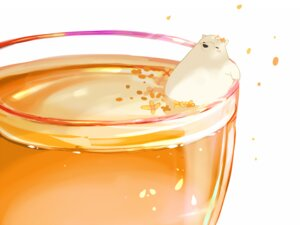 Rating: Safe Score: 15 Tags: animal bear chai_(artist) cropped drink flowers nobody original petals polychromatic signed white User: otaku_emmy