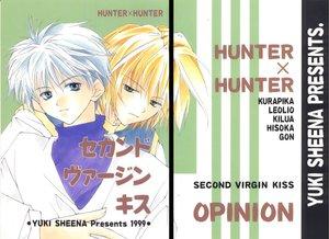 Rating: Safe Score: 3 Tags: hunter_x_hunter killua_zaoldyeck kurapica shounen_ai User: Oyashiro-sama