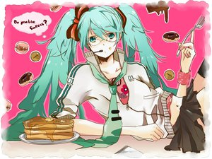 Rating: Safe Score: 40 Tags: hatsuko hatsune_miku twintails vocaloid User: HawthorneKitty