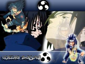 Rating: Safe Score: 3 Tags: all_male blue_hair headband male naruto red_eyes uchiha_sasuke User: Oyashiro-sama