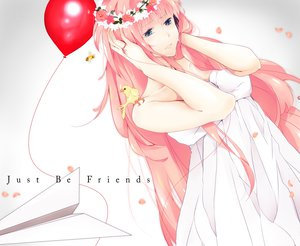 Rating: Safe Score: 47 Tags: just_be_friends_(vocaloid) megurine_luka vocaloid User: Maboroshi