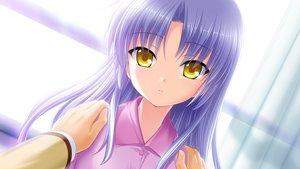 Rating: Safe Score: 13 Tags: angel_beats! game_cg key na-ga tachibana_kanade User: Tensa