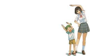 Rating: Safe Score: 9 Tags: koiwai_yotsuba tagme_(character) yotsubato! User: 秀悟