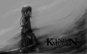 Rating: Safe Score: 12 Tags: d.gray-man jpeg_artifacts kanda_yuu monochrome User: Eruku