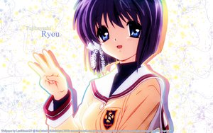 Rating: Safe Score: 21 Tags: clannad fujibayashi_ryou User: pantu
