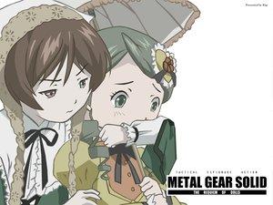 Rating: Safe Score: 10 Tags: 2girls kanaria lolita_fashion metal_gear metal_gear_solid parody rozen_maiden suiseiseki User: Oyashiro-sama