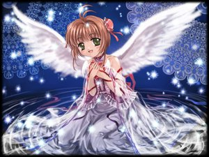 Rating: Safe Score: 6 Tags: card_captor_sakura kinomoto_sakura moonknives wings User: 秀悟