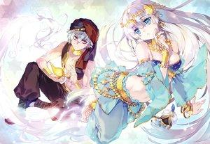 Fate/Grand Orderの壁紙 4888×3367px 13504KB