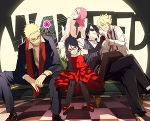Rating: Safe Score: 80 Tags: cigarette dress elbow_gloves glasses gloves group haruno_sakura male naruto oba-min suit sunglasses tie uchiha_sarada uchiha_sasuke uzumaki_boruto uzumaki_naruto User: FormX