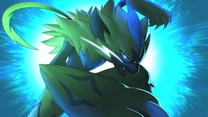 Rating: Safe Score: 16 Tags: close higa-tsubasa nobody pokemon polychromatic zeraora User: otaku_emmy