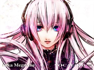 Rating: Safe Score: 46 Tags: close headphones megurine_luka pink_hair vocaloid yuuki_kira User: HawthorneKitty