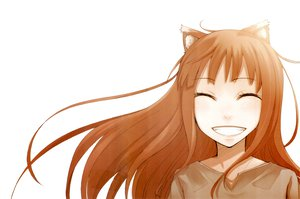 Rating: Safe Score: 73 Tags: animal_ears ayakura_juu horo spice_and_wolf white wolfgirl User: happygestapo