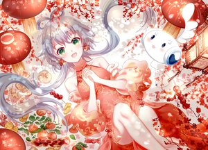 Rating: Safe Score: 37 Tags: luo_tianyi tagme_(artist) vocaloid vocaloid_china User: luckyluna