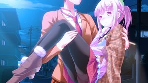 Rating: Safe Score: 41 Tags: game_cg houjou_akito ichiha_nia pink_eyes pink_hair touhikou_game yasuyuki User: Precursor