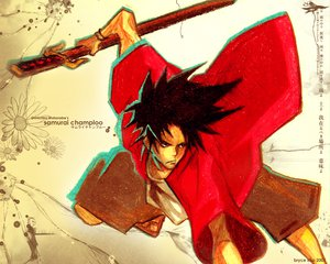 Rating: Safe Score: 10 Tags: mugen samurai_champloo User: SInForte