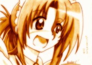 Rating: Safe Score: 15 Tags: godees hayate_no_gotoku maid maria_(hayate_no_gotoku) monochrome User: SciFi
