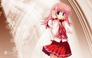 Rating: Safe Score: 8 Tags: aquaplus kouno_harumi leaf mitsumi_misato to_heart to_heart_2 User: HMX-999
