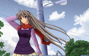 Rating: Safe Score: 38 Tags: clannad sakagami_tomoyo signed User: 秀悟