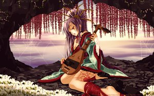Rating: Questionable Score: 114 Tags: japanese_clothes nekou_izuru User: gnarf1975