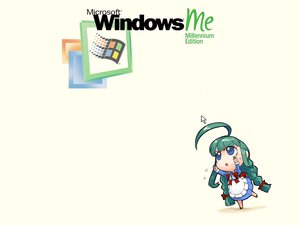 Rating: Safe Score: 16 Tags: anthropomorphism hirai_yukio kakuaki maid me os-tan windows User: Oyashiro-sama