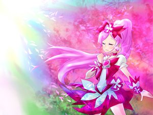 Rating: Safe Score: 7 Tags: hanasaki_tsubomi heartcatch_precure! precure User: SciFi