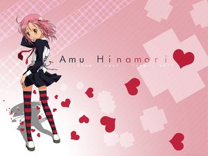 Rating: Safe Score: 24 Tags: hinamori_amu peach-pit pink_hair shugo_chara yellow_eyes User: 秀悟