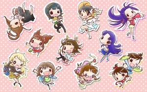 Rating: Safe Score: 12 Tags: akizuki_ritsuko amami_haruka chibi futami_ami futami_mami hagiwara_yukiho hoshii_miki idolmaster kikuchi_makoto kisaragi_chihaya minase_iori miura_azusa otonashi_kotori takatsuki_yayoi twins User: Kunimura