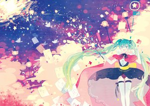 Rating: Safe Score: 61 Tags: hatsune_miku kyang692 vocaloid User: FormX