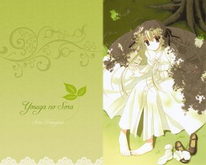 Rating: Safe Score: 32 Tags: kasugano_sora nanao_naru yosuga_no_sora User: Wizzard