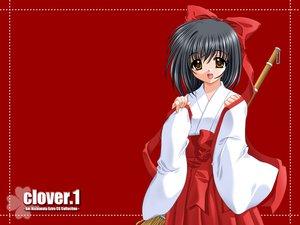 Rating: Safe Score: 5 Tags: japanese_clothes miko nishimata_aoi red User: Oyashiro-sama